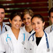 Group of doctors — Stock Photo #7756740