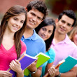 Group of students — Stock Photo #7756762
