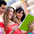 Group of students — Stock Photo #7756786