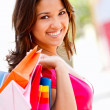 Shopping woman — Stock Photo #7756839