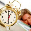 Foto Stock: Time to wake up