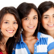 Group of girls — Stock Photo #7756959