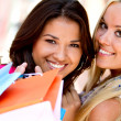 Shopping women — Stock Photo #7756983