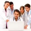 Group of doctors — Stock Photo #7757141