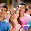 Group of students — Stock Photo #7757166