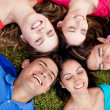 Group of friends — Stock Photo #7757215