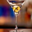 Martini drink — Stock Photo #7757220