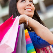 Shopping woman — Stock Photo #7757223