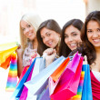Shopping women — Stock Photo #7757231