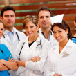 Group of doctors — Stock Photo #7757297