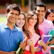 Group of students — Stock Photo #7757333