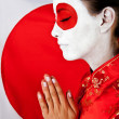 Prayer for Japan — Stock Photo