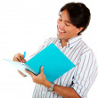 Man studying — Stock Photo #7757448