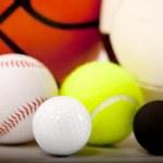 Sports balls — Stock Photo #7757582
