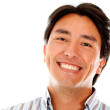 Man smiling — Stock Photo #7757697