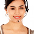 Customer support operator — Stock Photo #7757986