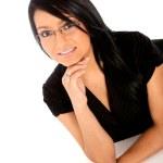 Successful business woman — Stock Photo #7758022