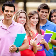 Group of students — Stock Photo #7758124