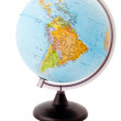 Isolated globe — Stock Photo
