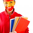 Spanish student - Stock Photo