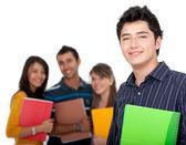 Grupo de estudiante — Foto de Stock