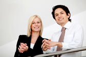 бизнес команда — Стоковое фото