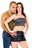セクシーな大人のカップル — ストック写真