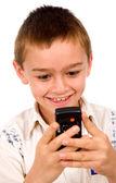 Cellulari per bambini — Foto Stock