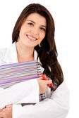 Medical student — Stock Photo
