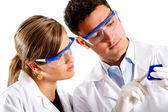 Chemists — Stock Photo
