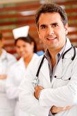 Manliga läkare — Stockfoto