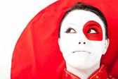 Japanese woman — Stock Photo