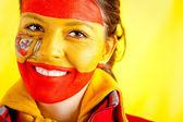 Spanish woman — Stock Photo