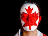 Canadian man — Stock Photo