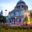 Stock Photo: Saint Paul's Cathedral