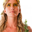 Greek goddess — Stock Photo #7760253