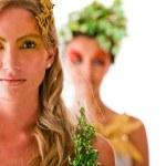 Greek goddesses — Stock Photo #7760255