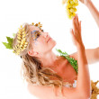 Greek goddess — Stock Photo