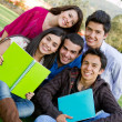 Group of students — Stock Photo #7761572