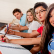 Group of students — Stock Photo #7761611