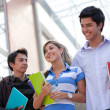 Group of students — Stock Photo #7761656