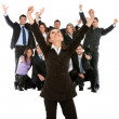 Successful business team — Stock Photo #7761915