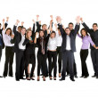 Successful business team — Stock Photo #7761925