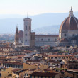 The Duomo in Florence - Stock Photo