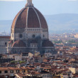 The Duomo in Florence — Stock Photo #7762370