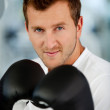 Male boxer — Stock Photo #7762438