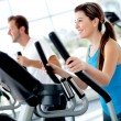 At gym — Stock Photo #7764060