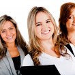 Group of business women — Stock Photo #7764156