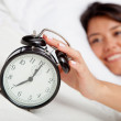 Time to wake up — Stock Photo #7764275