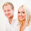 Happy couple — Stock Photo #7764427